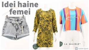 idei de haine femei inspirate de pe La Majole