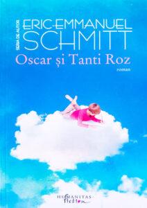 Oscar și Tanti Roz de Eric Emmanuel Schmitt - recenzie sinceră a unei cărți despre care nu am citit păreri înainte.